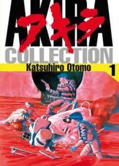 Akira Collection Seconda Ristampa