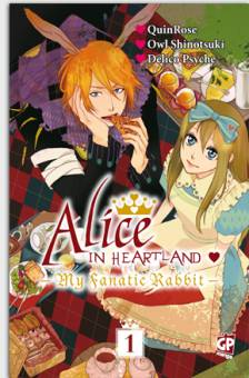 Alice In Heartland My Fanatic Rabbit
