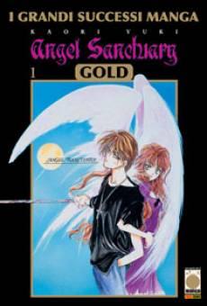 Angel Sanctuary Manga Gold Deluxe