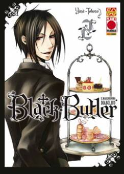 Black Butler Ristampa