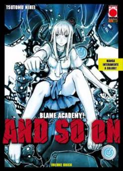 Blame Academy! And So On