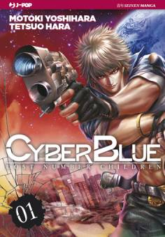 Cyber Blue - Lost Number Children