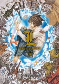 Death Note L Change The World Ristampa - Romanzo