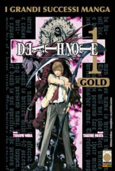 Death Note Manga Gold