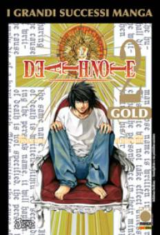 Death Note Manga Gold Ristampa