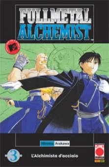 Fullmetal Alchemist Terza Ristampa