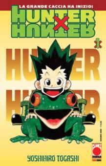 Hunter X Hunter Seconda Ristampa