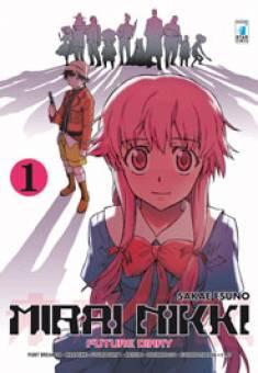 Mirai Nikki - Future Diary