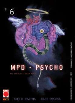 Mpd Psycho Ristampa