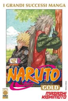 Naruto Manga Gold Deluxe