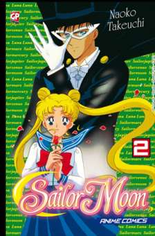 Sailor Moon Anime Comics